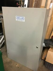 Electrical Control Cabinet 36 X 24 X 9