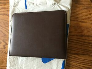 Franklin Covey Leather 7 Ring Binder
