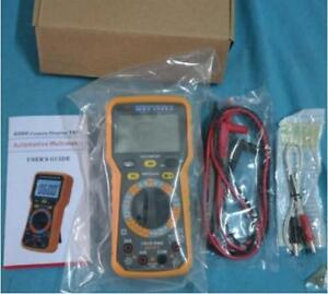 Multimeter Mst 2900a Intelligent Automotive Digital Multimeter Good Quality