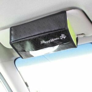 New Disney Mickey Mouse Tissue Box Cover Car Accessories