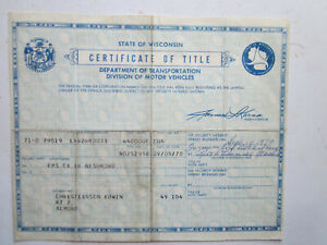 1964 Dodge Convertible Barn Find Historical Document