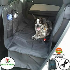 Dog Car Seat Cover For Cars trucks suv s Waterproof Hammock Back Seat Cover