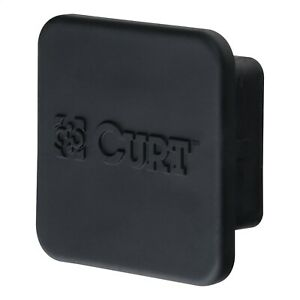 Curt 22278 2 1 2 Rubber Hitch Tube Cover Packaged