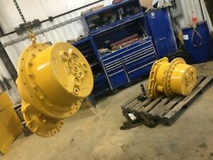 953c Final Drive 2zn Machine Good Used Final Drive Opened Inspected Resealed