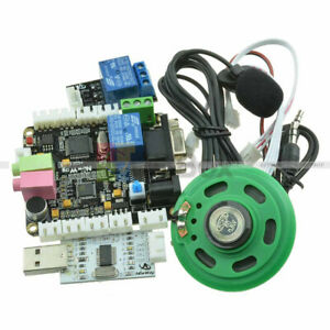 Sp Voice Recognition Voice Module Voice Recognition Module Fit Arduino Raspberry