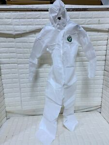 Protective Suit Lakeland Coveralls M3p427e Micromax 3p Set Slv With Hood