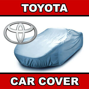 Toyota Outdoor Car Cover All Weatherproof 100 Full Warranty Custom Fit