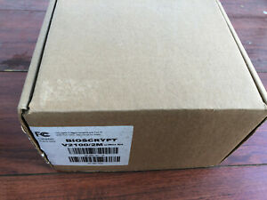 New Honeywell Bioscrypt V2100 2m Identification Fingerprint Time Clock