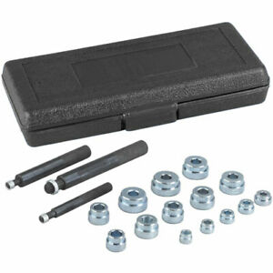 Otc Tools 4407 Bushing Driver Set 17 Piece Remove Install Bushings From 10mm To