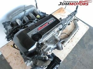 Jdm Toyota Altezza Sxe10 2 0l Beams 3sge Vvti Engine With 6 Speed Manual Trans