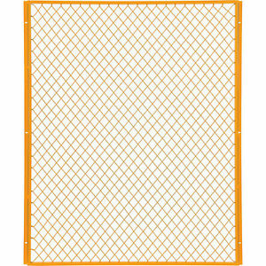 Machinery Wire Fence Partition Panel 4 W