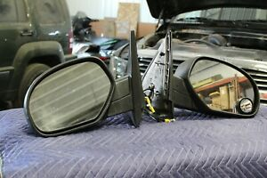 Chevrolet Truck Non Towing Mirrors Set