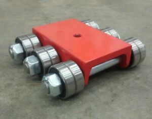 Made In Usa 12 000lbs Machine Dolly Skate Machinery Mover Machinery Roller