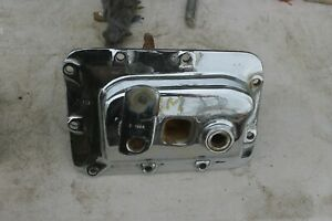 1949 1950 1951 Mercury Chrome Transmission Cover of