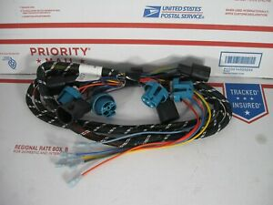 Western Fisher 26027 Plow Wiring Harness New Relay Type Hb 1 Hb 5 Headlights