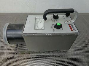 Victoreen 471 Radiation Contamination Survey Meter Nuclear Untested