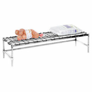 Stationary Dunnage Rack Steel 48 w X 24 d