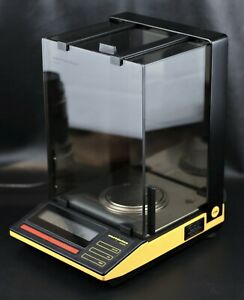 Sartorius A200s Digital Electronic Analytical Lab Balance Scale 0 0001g To 202g