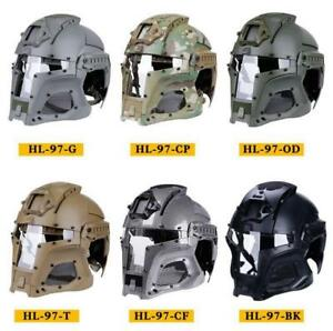 Retro Tactical Medieval Iron Warrior Paintball Airsoft Helmet Full Face Mask $130.14