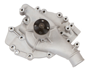 Big Block Ford Water Pump 429 460 Mechanical High Flow Aluminum Clockwise