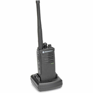 Motorola 2 Way Radio 10 Channel 5 Watt