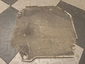 1978 1987 Grand National T Type Catback Exhaust Catalytic Converter Heat Shield