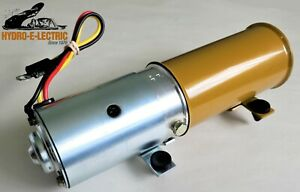New 1966 1967 Lincoln Continental Convertible Top Motor Pump High Volume
