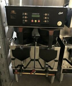 Curtis Coffee Brewer Gemtif10b1015
