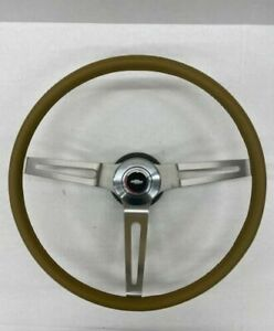 1969 1970 1971 1972 Chevelle Comfort Grip Steering Wheel Kit Saddle