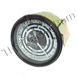 4 Speed Tachometer Proofmeter Ford Naa 500 600 700 800 900 2000 4000 S 60766