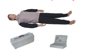 Advanced Full Body Cpr Training Manikin And Patient Simulator With Printer
