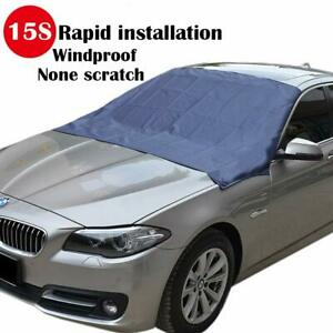 Sunny Color Tma 1 Magnetic Edges Windshield Snow Cover No More Scraping Car Fits