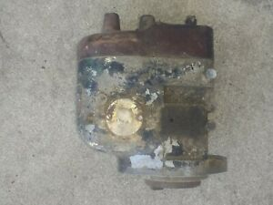 Vintage American Bosch Mjb6a 302 6 Cylinder Tractor Magneto Used read