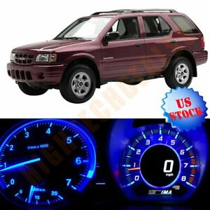 36pcs Blue Gauge Cluster Dash Panel Light Bulbs Led Kit Fit 98 02 Honda Passport