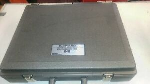 Miller Tool 10419_6f24 Transmission Specialty Service Tool Kit_new