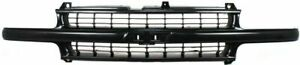 Grille For 99 2002 Chevrolet Silverado 1500 2000 2006 Tahoe Paint To Match