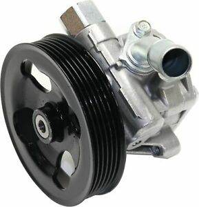 Power Steering Pump W Pulley Fits 2012 2016 Jeep Wrangler Jk 3 6l 5154400ac