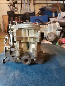 Like New Gm Rochester Carburetor 1959 Chevy 2 Jet 283 7015905 7008597 7013008