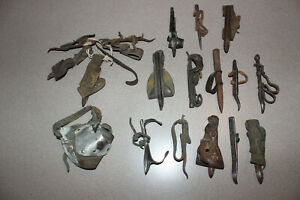 19 Antique Vintage Farm Tool Corn Huskers The Boss Clark Universal