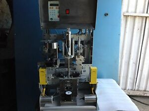 Semi automatic Ring Setting Machine For Pcb And Carbide Drills