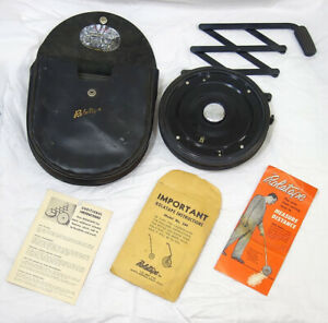 Vintage Model 200 Rolatape Distance Measuring Tool W Pouch Instructions
