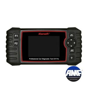 Icarsoft Professional Auto Diagnostic Tool Cr Pro Multi Brand Vehicles