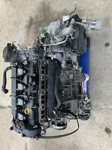 2016 Ford Fusion 2 0 Engine And Transmission 53k Miles