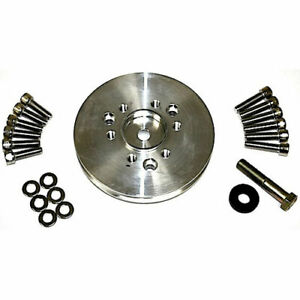 The Blower Shop 4210 Accessory Pulley Big Block Chevy 1v