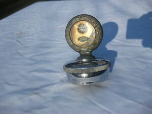 Original Model A Ford Motometer Stant Radiator Cap 1930 1931 Hood Ornament