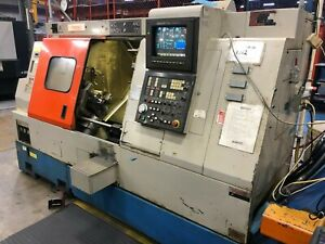 Mazak Sqt 18ms Cnc Turning Center With Milling