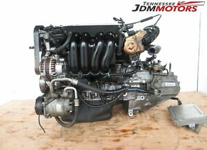 02 06 Acura Rsx Honda Civic K20a I Vtec Engine 5speed Transmission Jdm K20a