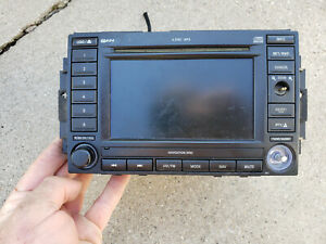 2005 2006 2007 Chrysler 300c Rec Navigation Radio 6 Cd Disc Changer P05064184aa