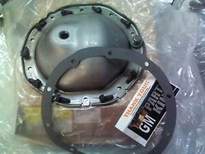 Gm Oem Rear Axle Differential Pumpkin Cover 15290822