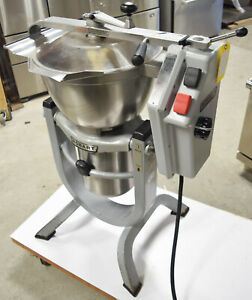 Hobart Hcm 300 Hcm300 30 Quart Vertical Cutter Mixer Bakery Pizza Dough 200v 3ph